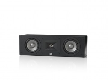 JBL Studio 235C Black without Grille - Front View